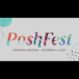 I'm going to poshfest I hope a you are too:)🌵